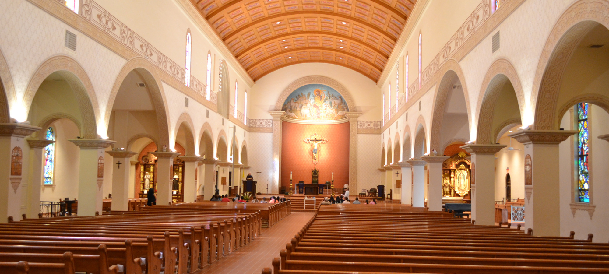 St. Augustine Cathedral Sanctuary